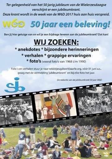 W6D Jubileumkrant