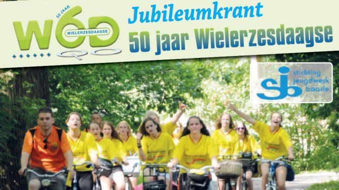 Jubileumkrant 50 Jaar W6D
